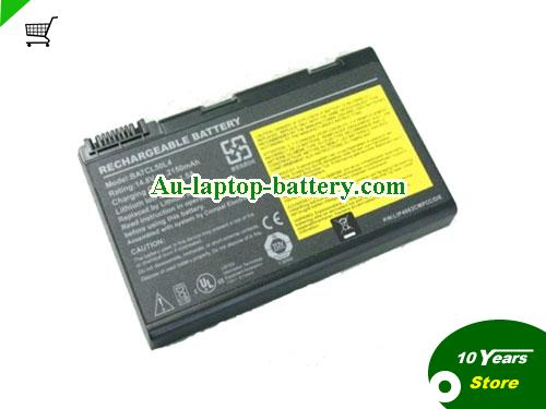 ACER BT.T3506.001 Battery 2150mAh 14.8V Black Li-ion