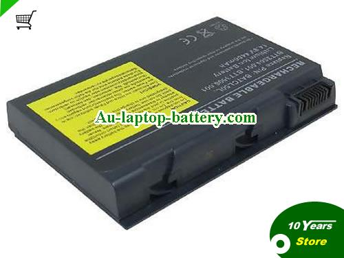 ACER BATCL50L Battery 4400mAh 14.8V Black Li-ion