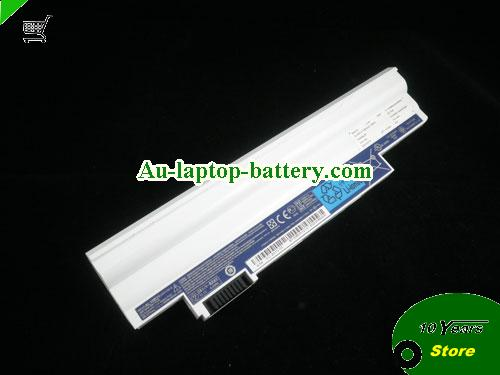 AU Acer AL10B31 AL10A31 Aspire One D260 Series Battery 6-Cell White
