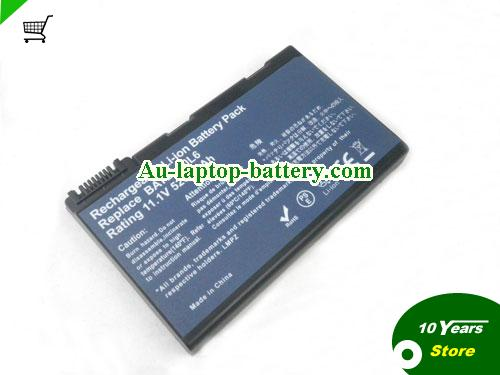 ACER Aspire 5100 Battery 5200mAh 11.1V Black Li-ion