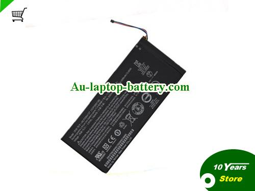 ACER 3165142P Battery 3680mAh, 14Wh  3.8V Black Li-ion