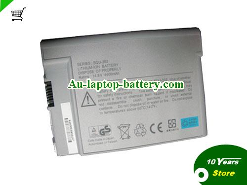 ACER 916-2480 Battery 4400mAh 14.4V Grey Li-ion