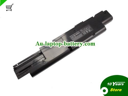 ACER 916-2350 Battery 6600mAh 14.8V Black Li-ion