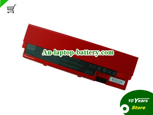 ACER 4UR18650F-2-QC185 Battery 4400mAh 14.8V Red Li-ion