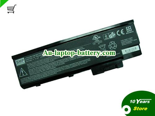 AU ACER 916C4220F,SQU-501,Acer GR8 Series Laptop Battery Black