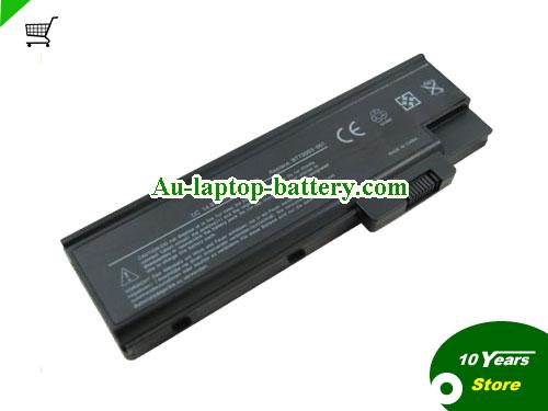ACER 2319 series Battery 4400mAh 11.1V Black Li-ion