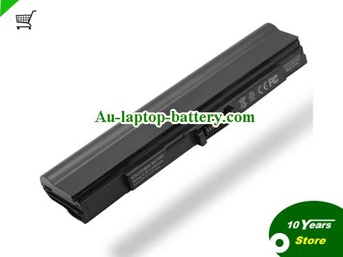 ACER AO752h-742kG16 Battery 5200mAh 10.8V Black Li-ion