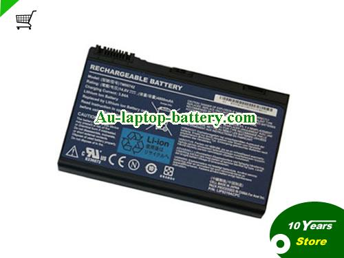 ACER LC.BTP00.006 Battery 5200mAh 14.8V Black Li-ion