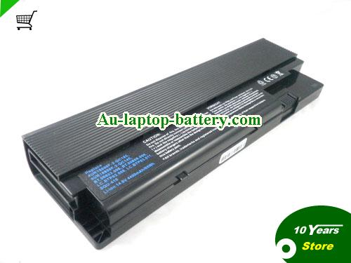 ACER 4UR18650F-2-QC185 Battery 4400mAh 14.8V Black Li-ion
