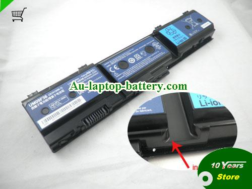 ACER 1420p Battery 5600mAh, 63Wh  11.1V Black Li-ion