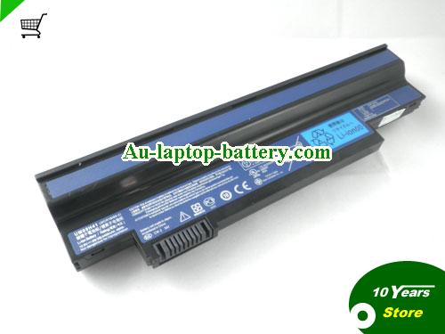 ACER UM09H41 Battery 4400mAh 10.8V Black Li-ion