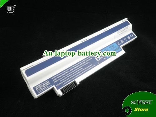 ACER UM09G31 Battery 4400mAh 10.8V White Li-ion