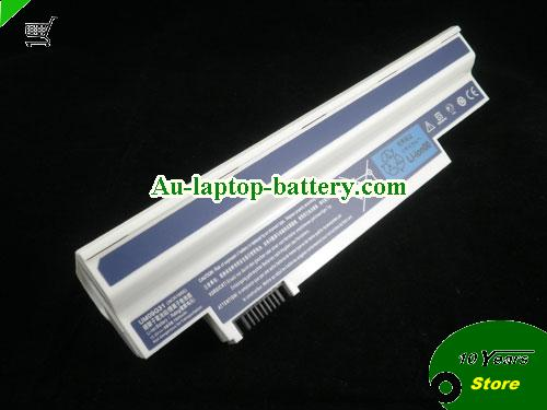 ACER UM09G31 Battery 7800mAh 10.8V White Li-ion