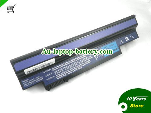 ACER UM09H41 Battery 7800mAh 10.8V Black Li-ion