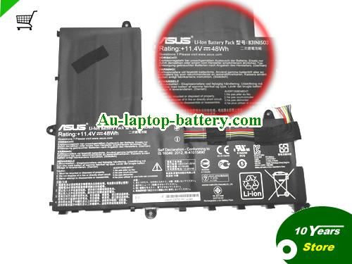 AU Genuine ASUS B31N1503 Battery For E202SA Series Laptop 48wh