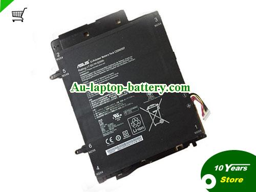 ASUS T300LA-BB31T Battery 6510mAh, 50Wh  7.6V Black Li-ion
