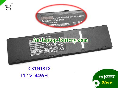 AU ASUS C31N1318 Battery For ROG PU301 Series 44Wh