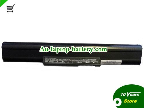 ADVENT 7079 Battery 4400mAh 14.8V Black Li-ion