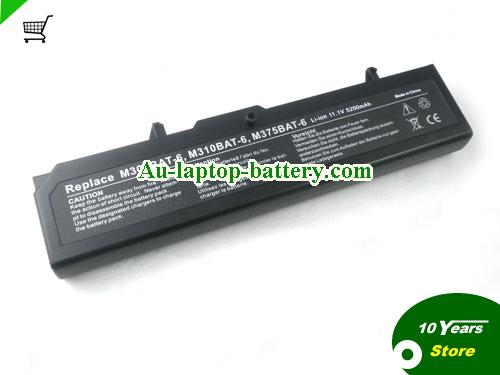 CLEVO Clevo M360C series Battery 4400mAh 11.1V Black Li-ion