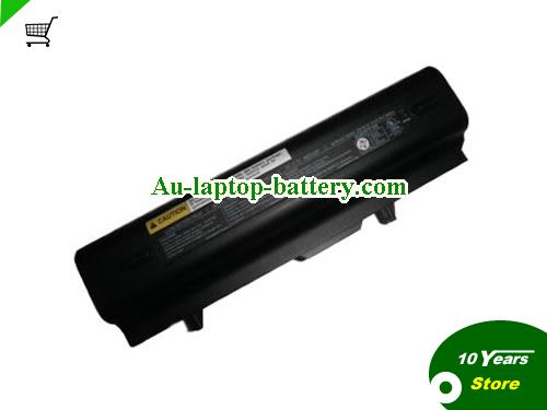 CLEVO Clevo M360C series Battery 8800mAh 11.1V Black Li-ion