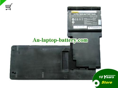 AU 62.16Wh Genuine Clevo W830BAT-6 W830BAT-3 Battery For W842T W832T Laptop