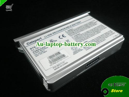 CELXPERT NBC Battery 4300mAh 11.1V Silver Li-ion