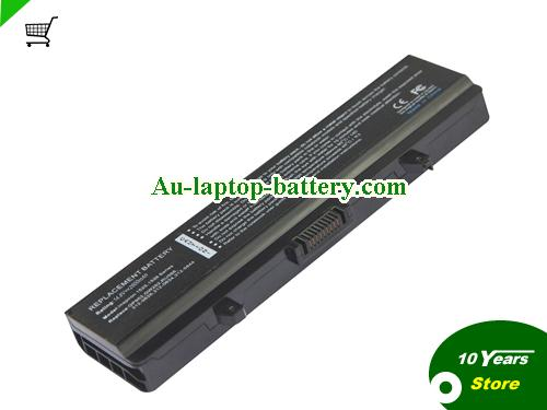 Dell RU573 Battery 2600mAh 14.8V Black Li-ion