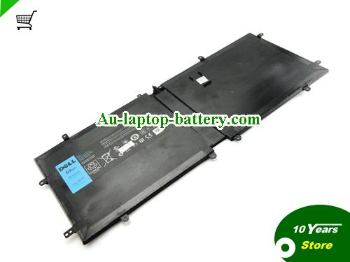 AU Genuine 4DV4C 63FK6 D10H3 69Wh Battery For Dell DELL XPS 18 1810 1820 Laptop