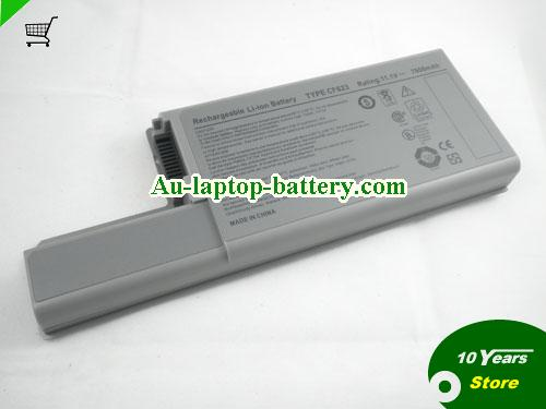 Dell 999C6570F Battery 6600mAh 11.1V Grey Li-ion