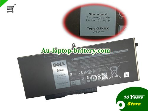 Dell 14 5000 Battery 68Wh 7.6V Black Li-ion