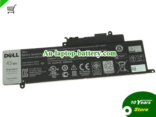 Dell GK5KY Battery 43Wh 11.1V Black Li-ion