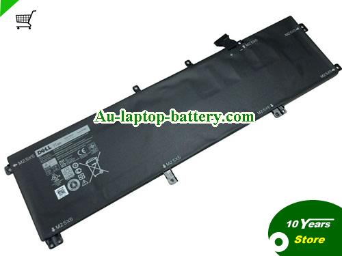 Dell 245RR Battery 91Wh 11.1V Black Li-ion