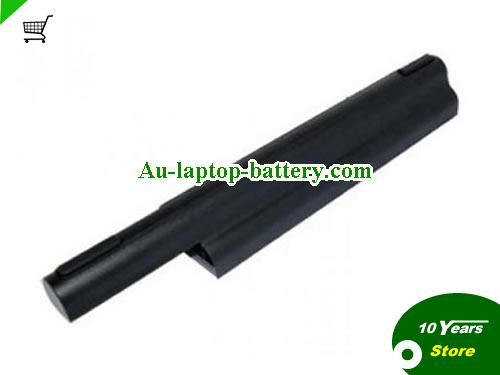Dell RU573 Battery 6600mAh 11.1V Black Li-ion