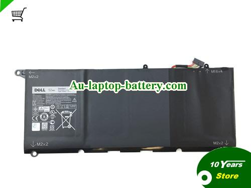 AU New RWT1R JD25G 52WH Battery For Dell XPS 13 9343 Laptop