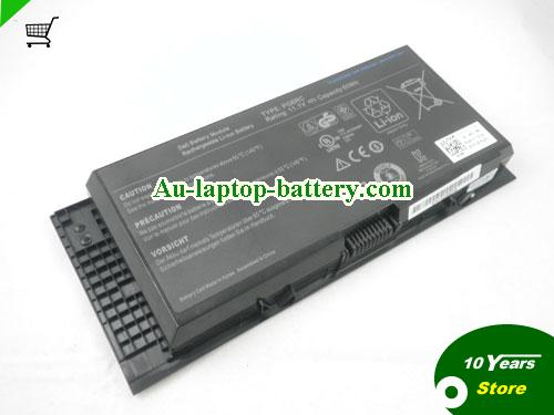 Dell 97KRM Battery 60Wh 11.1V Black Li-ion