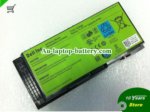 Dell 97KRM Battery 87Wh 11.1V Black Li-ion