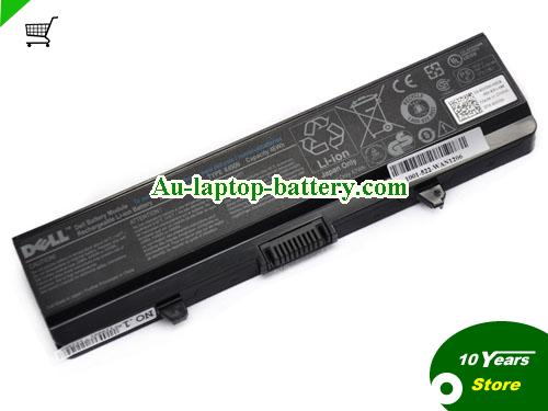 Dell RU573 Battery 4400mAh 11.1V Black Li-ion