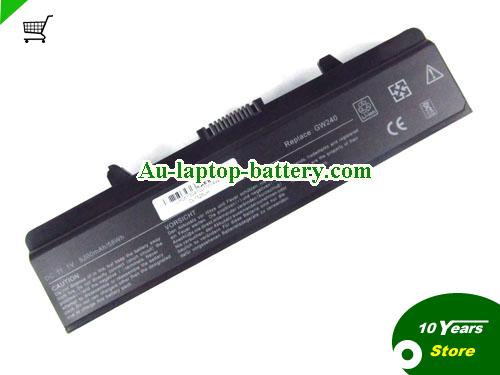 Dell RU573 Battery 5200mAh 11.1V Black Li-ion