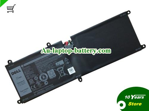 AU 35Wh 7.6V Genuine VHR5P Battery For Dell