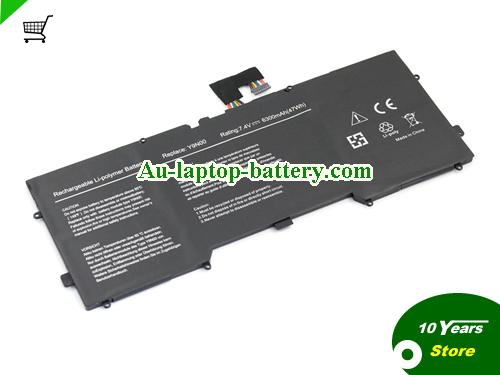 AU New Y9N00 Replacement Battery For DELL XPS 13 XPS 13-L321X XPS 13-L322X Laptop