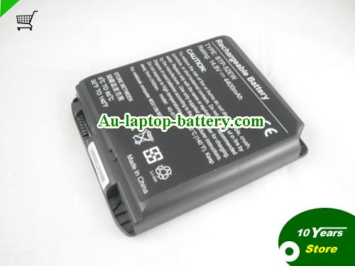 ACER BTP-52EW Battery 4400mAh 14.8V Black Li-ion