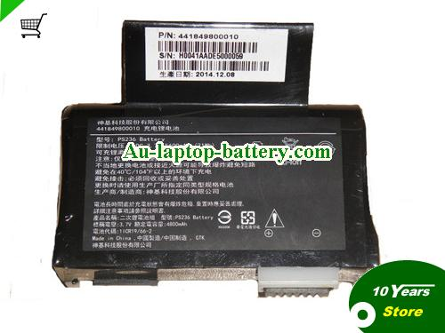AU PS236 Battery For Getac 236C PDA 441849800010