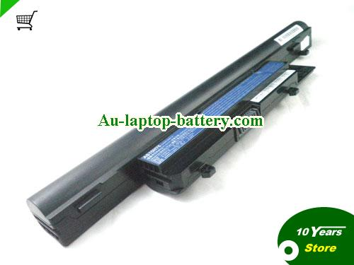 GATEWAY ID49C02e Battery 5200mAh 10.8V Black Li-ion