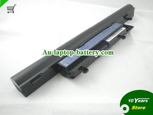 GATEWAY ID49C02e Battery 6000mAh, 66Wh  11.1V Black Li-ion