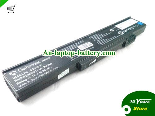 GATEWAY AHA84224125 Battery 5200mAh 11.1V Black Li-ion