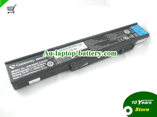 GATEWAY AHA84224125 Battery 4800mAh 14.8V Black Li-ion