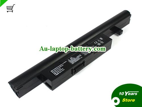 AU E400-3S4400-B1B1 Battery For HASEE A420 K540D Series Laptop