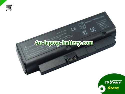 AU HP Compaq 447649-321 HSTNN-OB53 Business Notebook 2210b Presario B1200 Series Replacement Laptop Battery 4-Cell