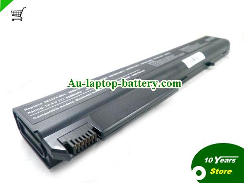 HP COMPAQ Business Notebook 8710p Battery 5200mAh 14.4V Black Li-ion