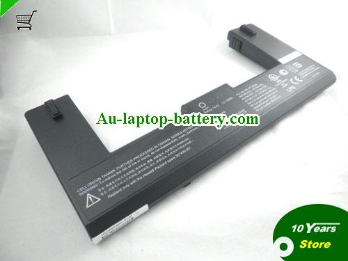 HP COMPAQ Business Notebook 8710p Battery 3600mAh 14.4V Black Li-ion